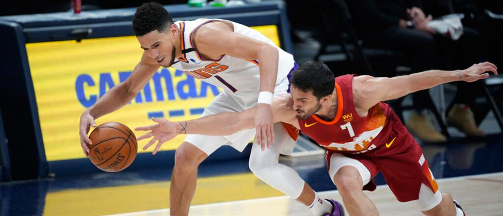 "NBA –play off: οι Σανς ""σκούπισαν"" τους Νάγκετς"