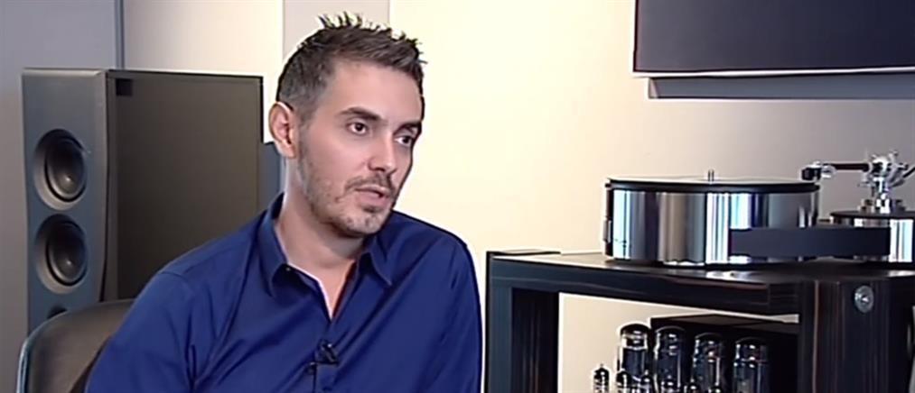 Ο Μιχάλης Χατζηγιάννης στον ΑΝΤ1 για το συμβόλαιο με την Heaven (βίντεο)