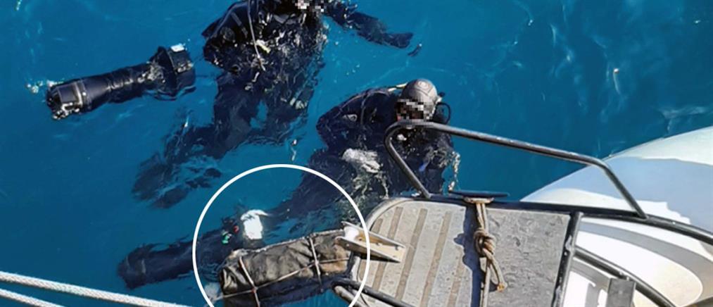 Άγιοι Θεόδωροι: Το πλοίο με τα ναρκωτικά από τη Βραζιλία πιάστηκε στην Κορινθία (εικόνες)