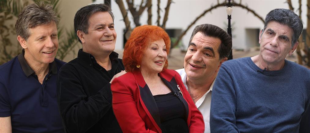 """Flashback"" στη σειρά του ΑΝΤ1 ""Της Ελλάδος τα παιδιά"""