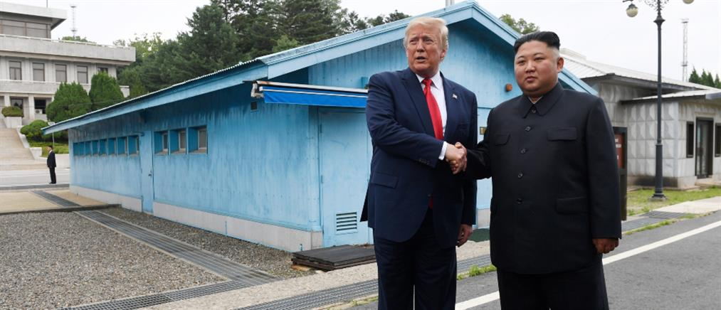 Ο Κιμ Γιονγκ Ουν στέλνει πρόσκληση στον Ντόναλντ Τραμπ