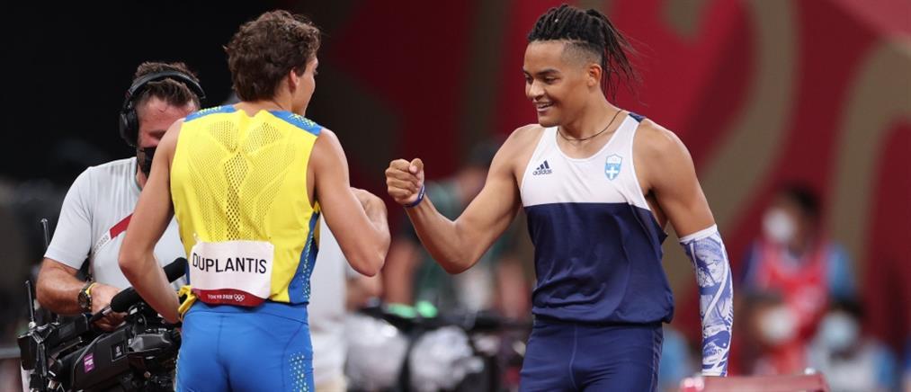 Ολυμπιακοί Αγώνες: Ο Καραλής 4ος στον τελικό του επί κοντώ (εικόνες)