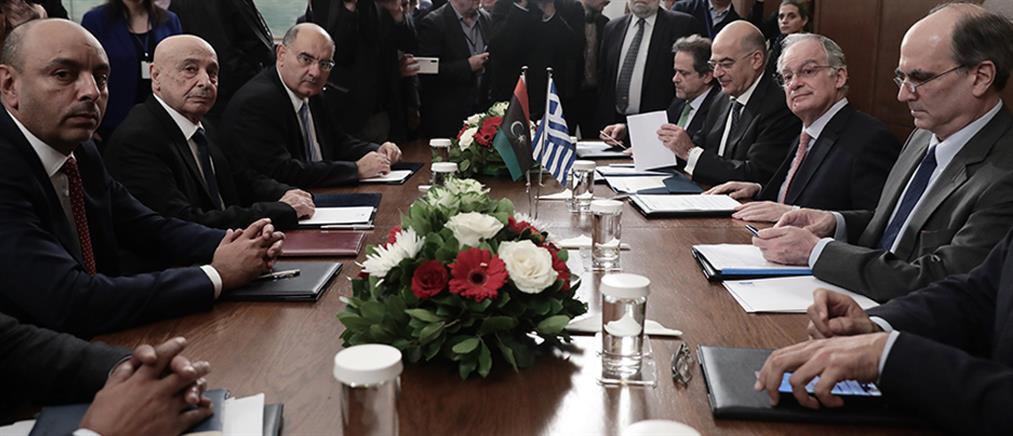 Πρόεδρος Βουλής Λιβύης: παράνομη και απορριπτέα η συμφωνία με την Τουρκία