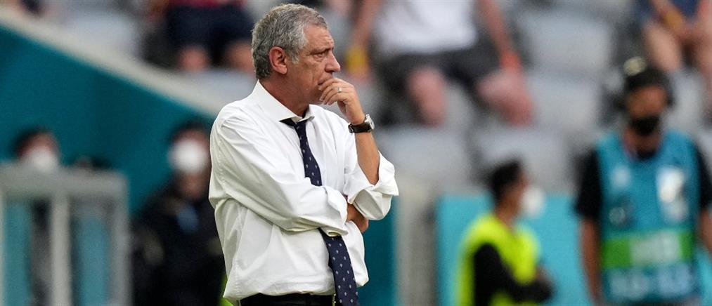 "Euro 2020: Έντονη κριτική στον Σάντος – ""Ανίκανος να διαλύσει τη γερμανική τακτική"""