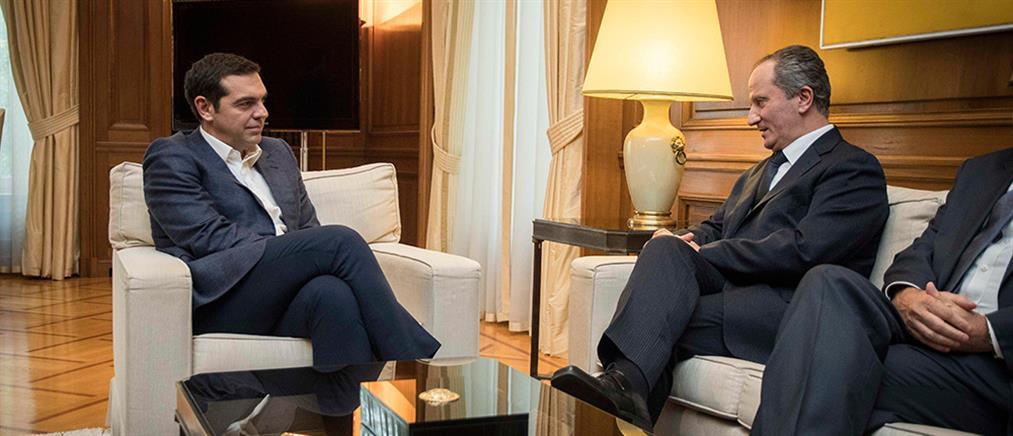 Σταύρος Μαλάς: συνάντηση με Τσίπρα και στήριξη από ΣΥΡΙΖΑ