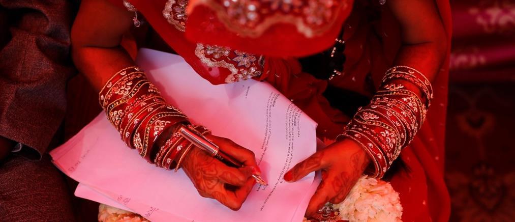 Ινδία: Νύφη πέθανε την ώρα του γάμου - Ο γαμπρός παντρεύτηκε την αδερφή της!