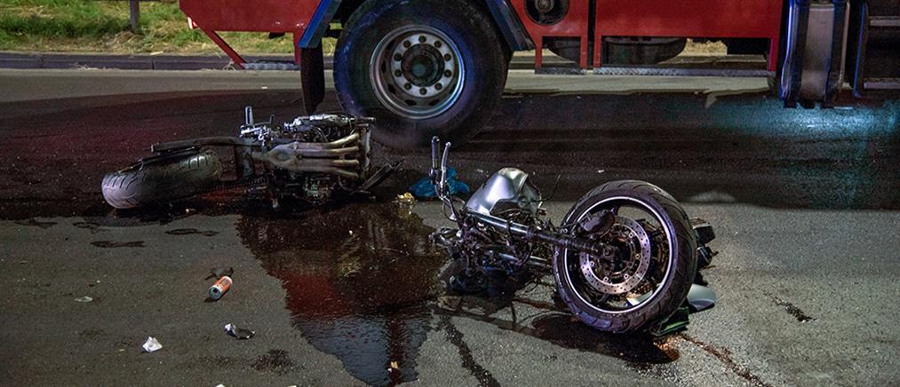 Αιγάλεω: νεκρός οδηγός μηχανής που διαλύθηκε (σκληρές εικόνες)