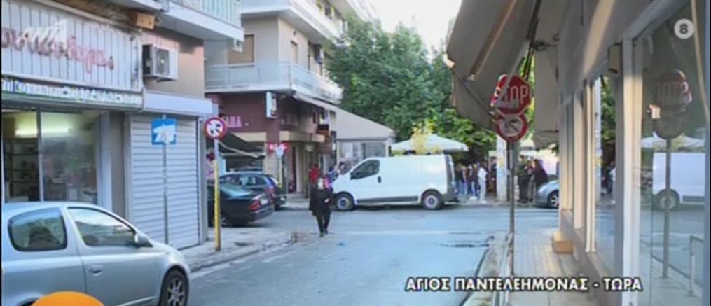 Άγρια καταδίωξη με πυροβολισμούς στο κέντρο της Αθήνας