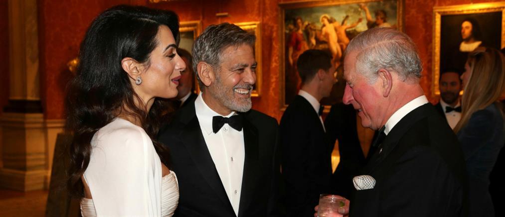 Η Αμάλ Κλούνεϊ και ο Πρίγκιπας Κάρολος ενώνουν τις δυνάμεις τους για τις γυναίκες