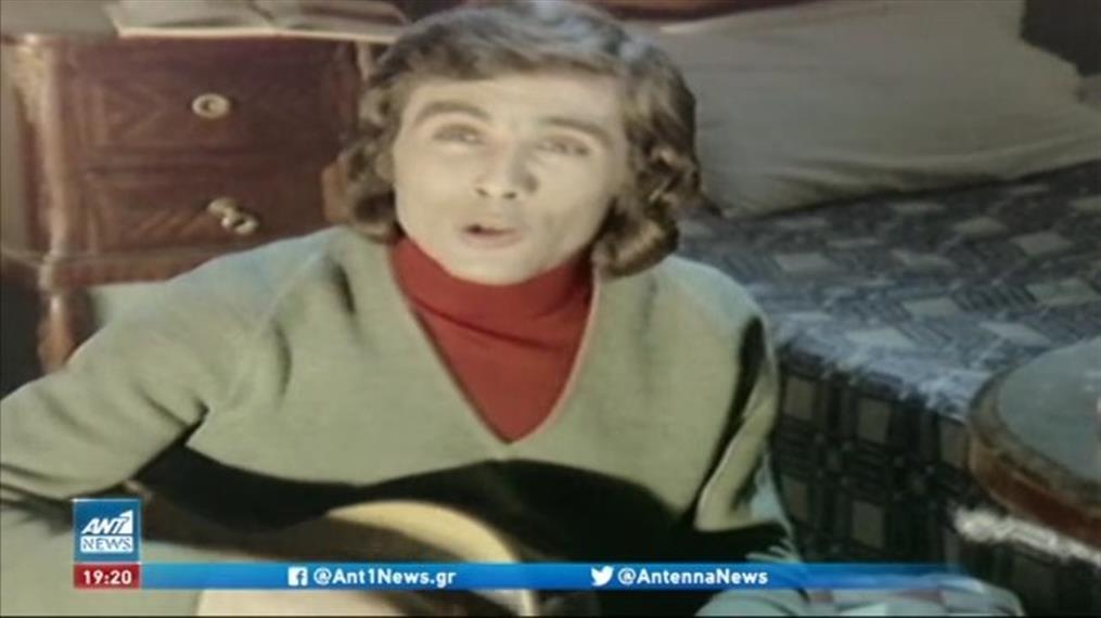 Τόλης Βοσκόπουλος: σπάνιο τηλεοπτικό ντοκουμένο στον ΑΝΤ1