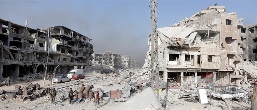 Στον πλήρη έλεγχο του Άσαντ μετά από επτά χρόνια η Δαμασκός (βίντεο)
