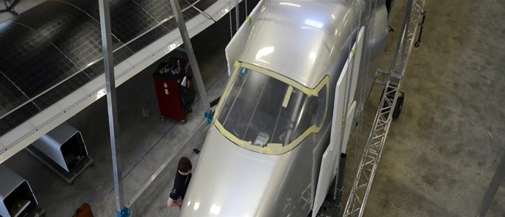 Έτοιμο το νέο ηλιακό αεροσκάφος «Solar Impulse 2»