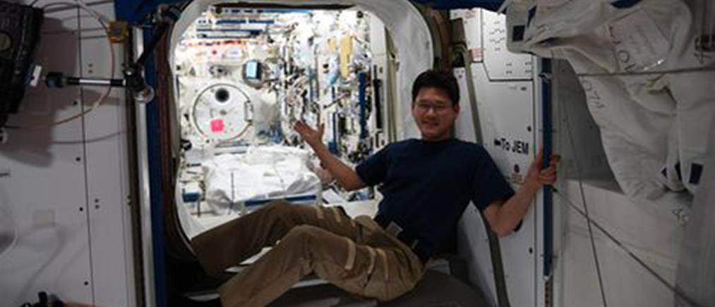 Fake news το... ύψος που πήρε Ιάπωνας αστροναύτης