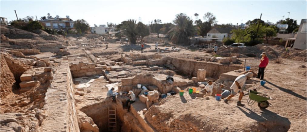 """Στο """"φως"""" σπουδαίος αρχαιολογικός θησαυρός (εικόνες)"""
