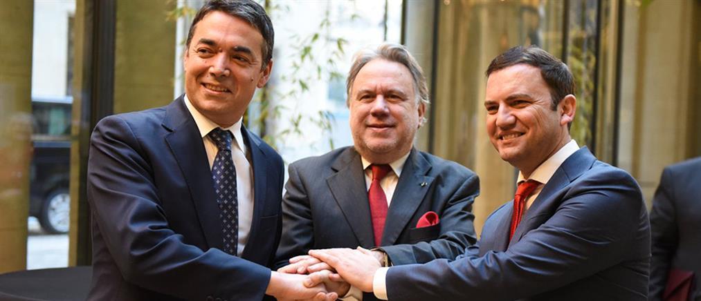Κατρούγκαλος: στηρίζουμε την ευρωπαϊκή προοπτική της Βόρειας Μακεδονίας