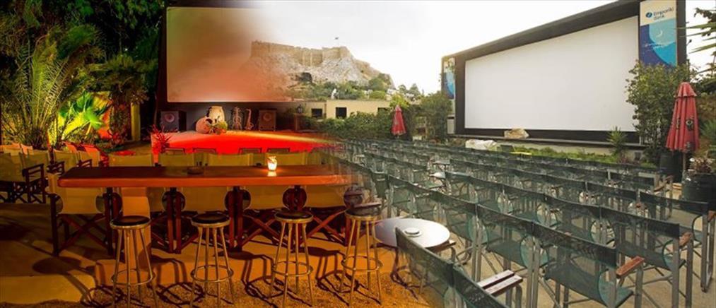 Στο top 10 της Ευρώπης δύο ελληνικά θερινά σινεμά