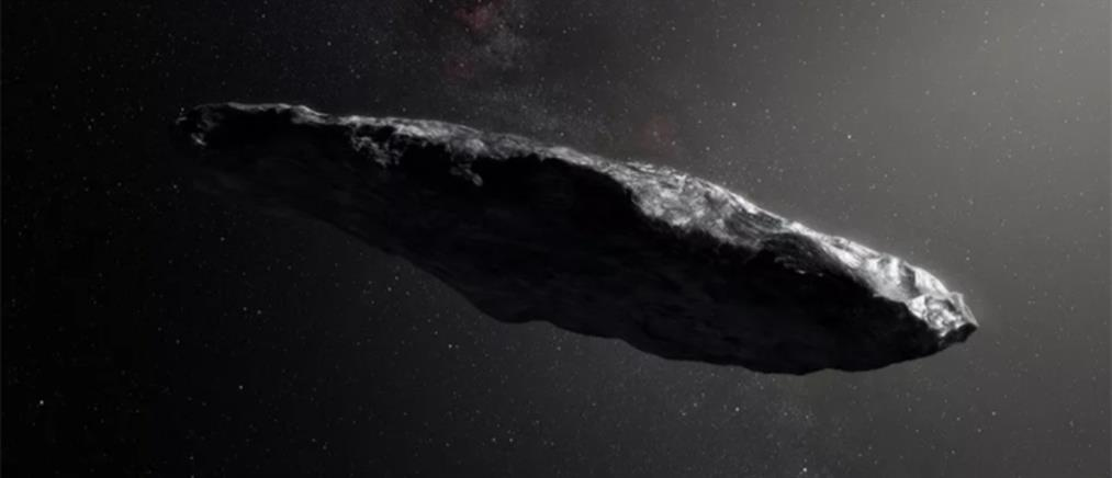 """Νέα έρευνα ανατρέπει τα όσα γνωρίζαμε για τον """"αστεροειδή – πούρο"""""""
