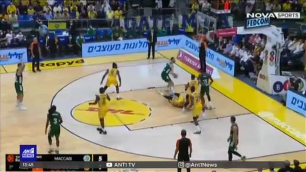 NBA: Βαριά ήττα για τους Μιλγουόκι Μπακς
