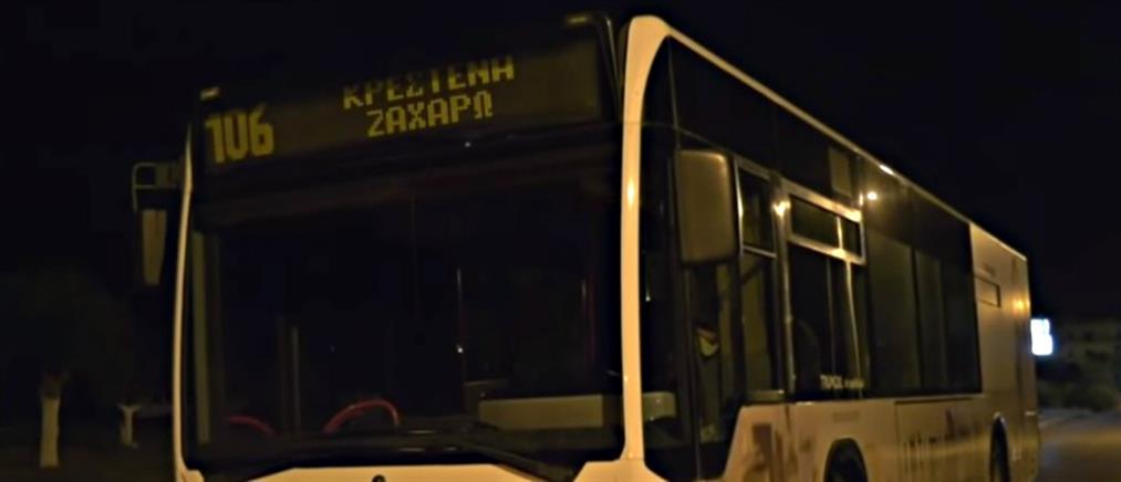 Ομηρία σε λεωφορείο στη Ζαχάρω (βίντεο)