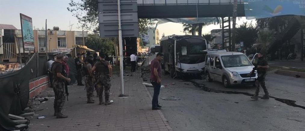 Τουρκία: έκρηξη σε λεωφορείο