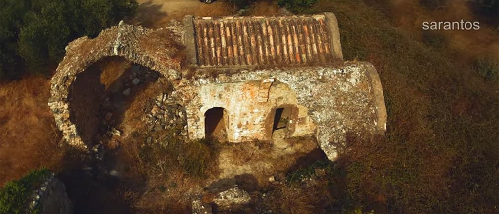Το μοναστήρι στην Κρήτη που έβγαλε Πάπα της Ρώμης (εικόνες)