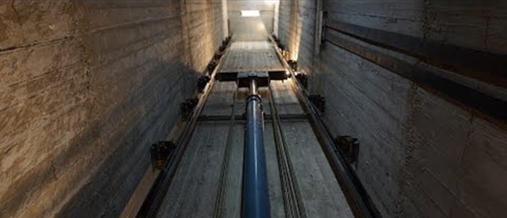 Απεγκλωβισμός από φρεάτιο ανελκυστήρα