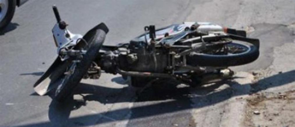 Νεκρός 26χρονος σε τροχαίο με μηχανή