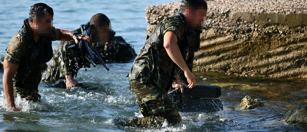 Ένοπλες Δυνάμεις: Εντυπωσιακοί οι Διακλαδικοί Στρατιωτικοί Αγώνες (εικόνες)