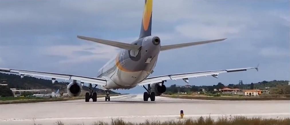 Εντυπωσιακή άνοδος της επιβατικής κίνησης στα ελληνικά αεροδρόμια