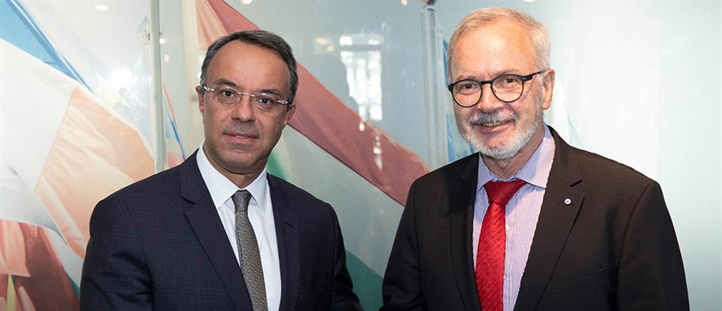Στρατηγικούς επενδυτικούς στόχους συζητούν Σταϊκούρας – ΕΤΕπ