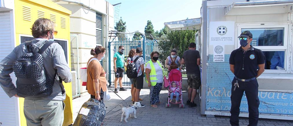 Κορονοϊός: Οι Δήμοι της Αττικής με τα περισσότερα κρούσματα