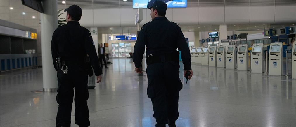 Σύρος ντύθηκε γυναίκα για να ταξιδέψει παράνομα από το Ελευθέριος Βενιζέλος