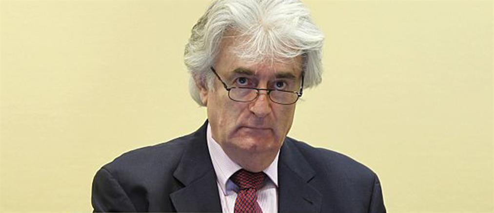 Ισόβια δεσμά στον Κάρατζιτς ζήτησε ο εισαγγελέας
