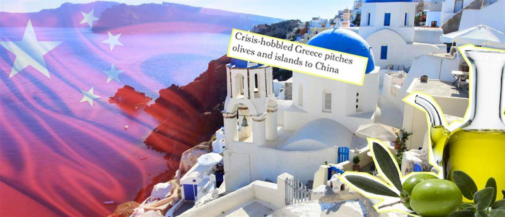 New York Times : Ανάρπαστα στην Κίνα το ελληνικό κρασί και λάδι