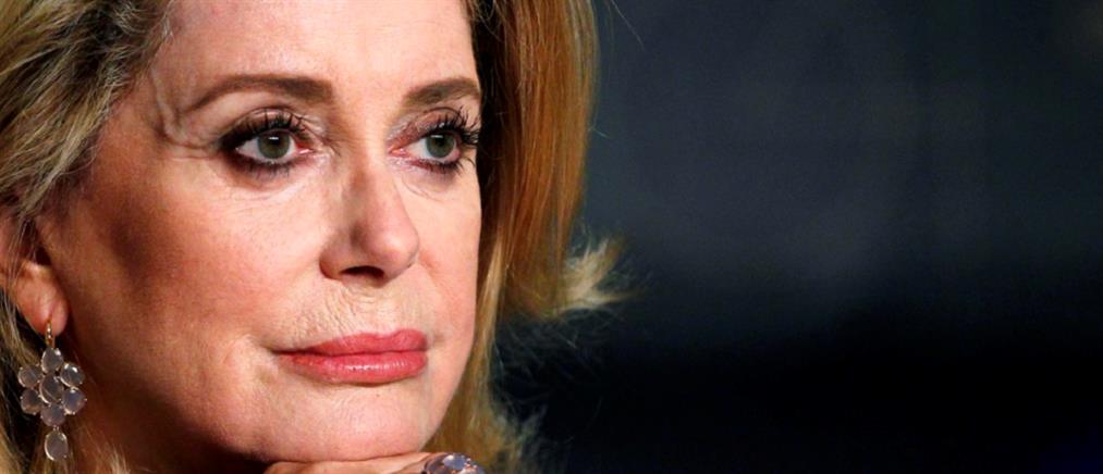 Κατρίν Ντενέβ: συγγνώμη από τα θύματα σεξουαλικών επιθέσεων