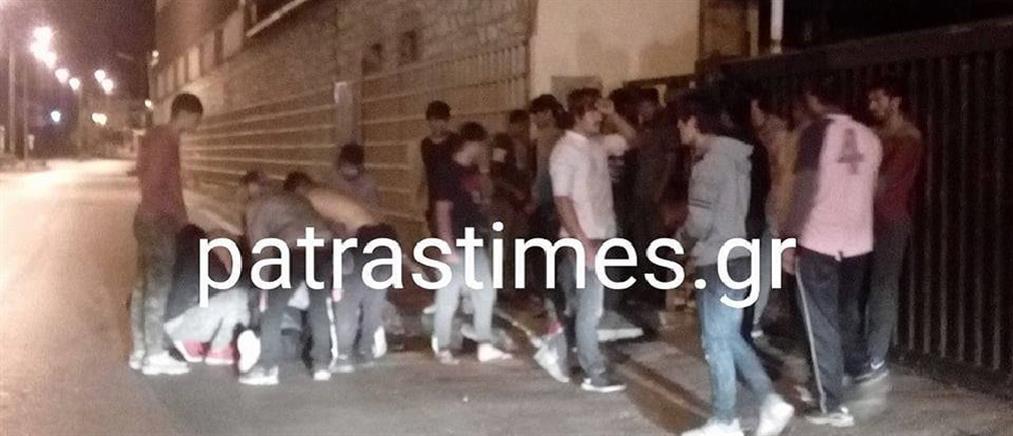 Αιματηρή επίθεση κατά μεταναστών στην Πάτρα (βίντεο)