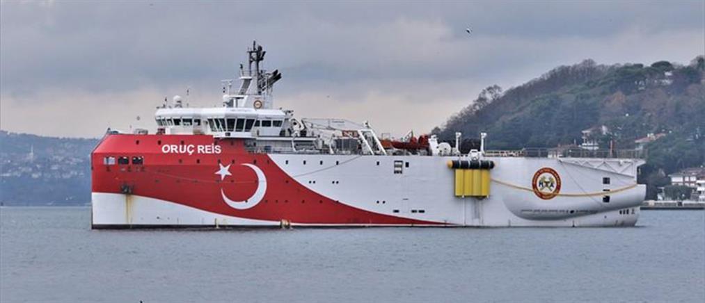 Συναγερμός για τουρκικό ερευνητικό σκάφος σε ελληνική υφαλοκρηπίδα