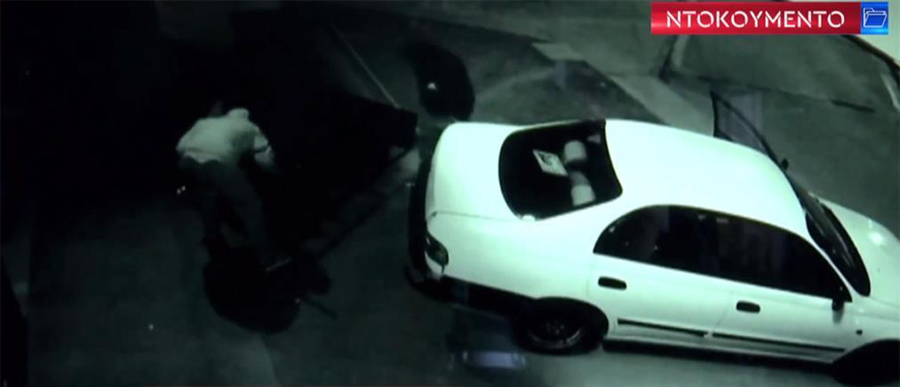 Βίντεο- ντοκουμέντο από διάρρηξη καφετέριας με… αυτοκίνητο