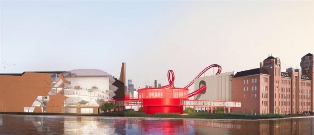 Ολλανδία: Εργοστάσιο σοκολάτας, ίδιο με της ταινίας