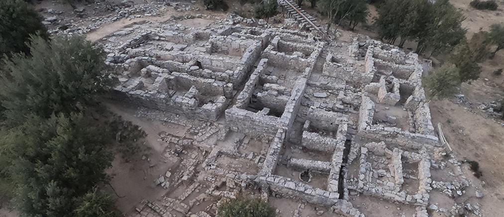 """Ζώμινθος: Αποκάλυψη ιερού στο """"υψηλότερο"""" ανάκτορο του Ψηλορείτη (εικόνες)"""