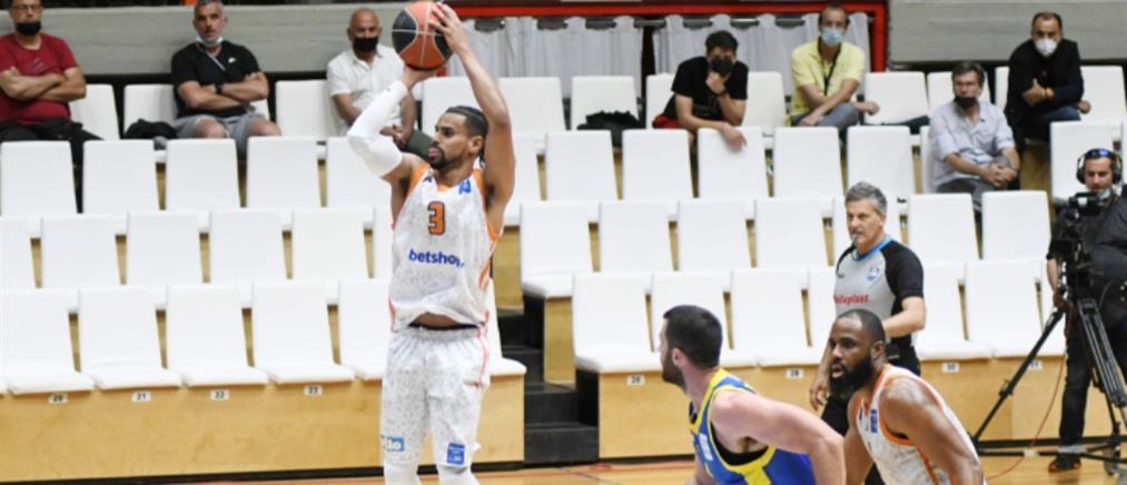 "Basket League: Ο Προμηθέας ""σκότωσε"" το Περιστέρι"