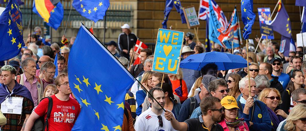 H Βρετανία αποκλείει την Τελωνειακή Ένωση με την ΕΕ μετά το Brexit