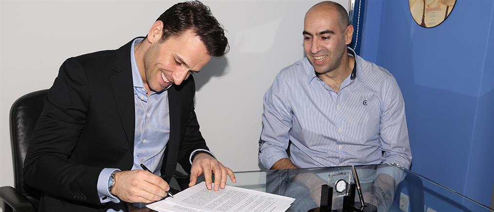 Συμβόλαιο με τη Heaven Music υπέγραψε ο Νίκος Βέρτης