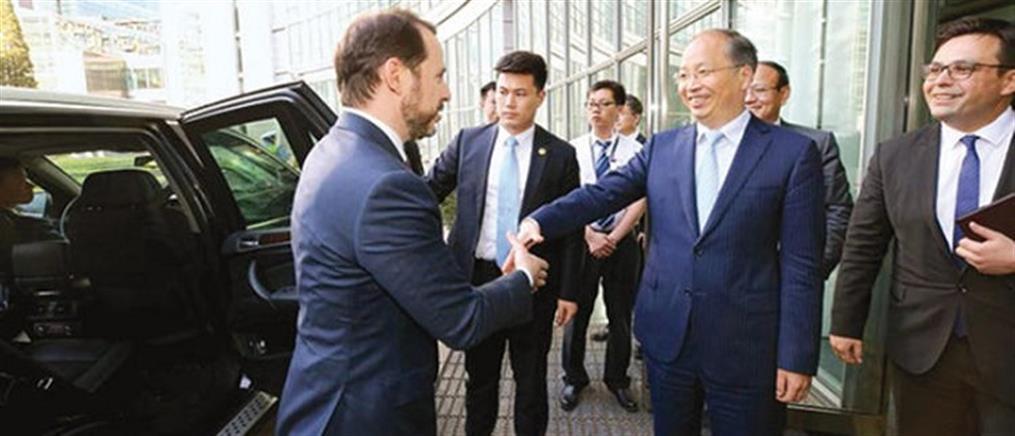 Στην Κίνα καταφεύγει η Τουρκία για να δανειστεί