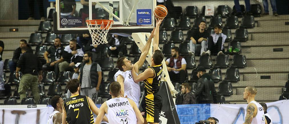 Μπάσκετ: Ο ΠΑΟΚ άφησε την ΑΕΚ εκτός των ημιτελικών του Κυπέλλου