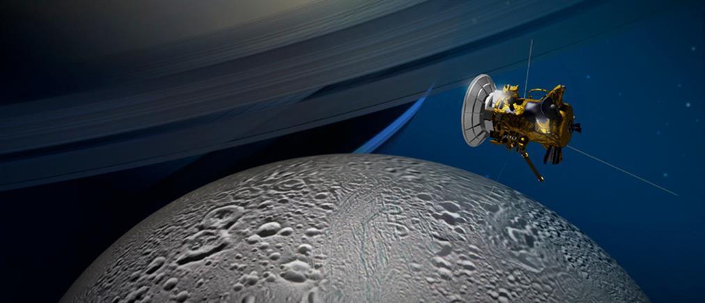 Δραματικό φινάλε: Το Cassini συνετρίβη στον Κρόνο