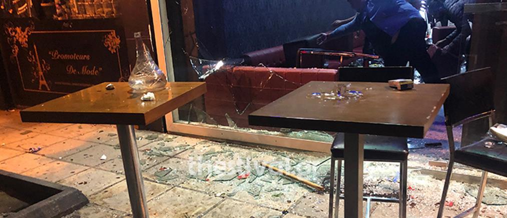 Άγριο ξύλο μεταξύ μεταναστών σε μπαρ (εικόνες)