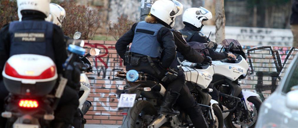 Τροχαίο με τραυματίες αστυνομικούς
