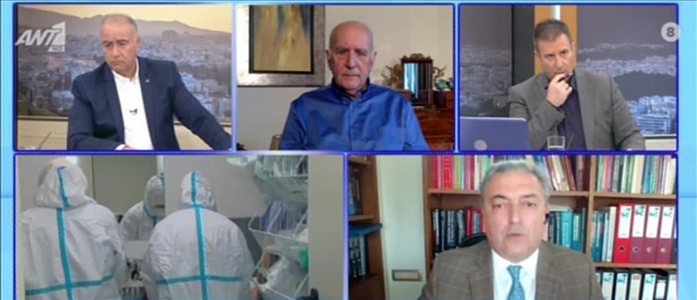 Βασιλακόπουλος: Τον Μάιο θα είμαστε άλλη χώρα