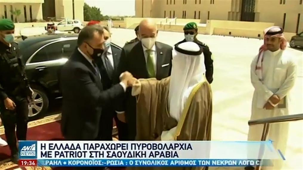 Πυροβολαρχία Patriot παραχωρεί η Ελλάδα στη Σαουδική Αραβία